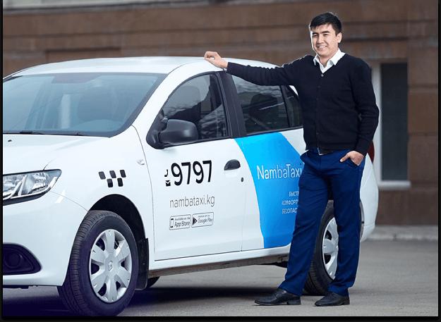 Компания по предоставлению услуг такси